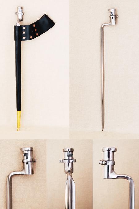 US M 1855 Springfield socket bayonet