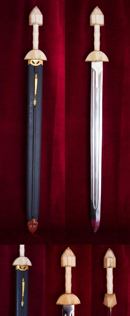 Roman Spatha long sword  type Straubing  3rd cent A D Roman Spatha