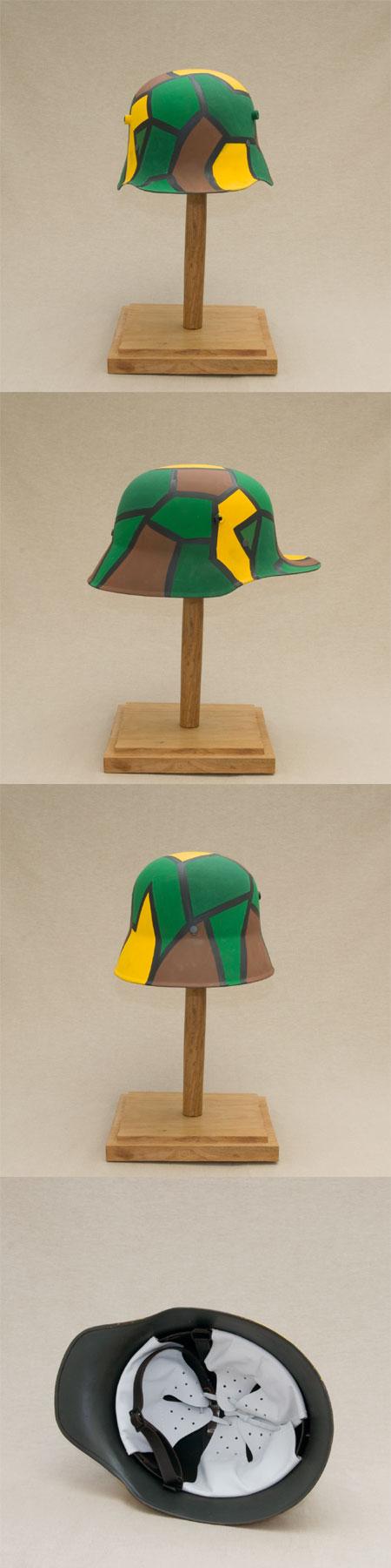 helmet to helmet. Helmet size is quot;Kopfweite