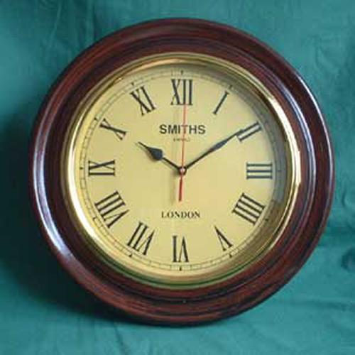 wall clock, quartz, style 19th century