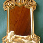 Art Nouveau Mirror, about 1910