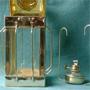 Storm lantern oil lamp