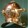 US Navy Diver  Helmet, Mark V diving helmet
